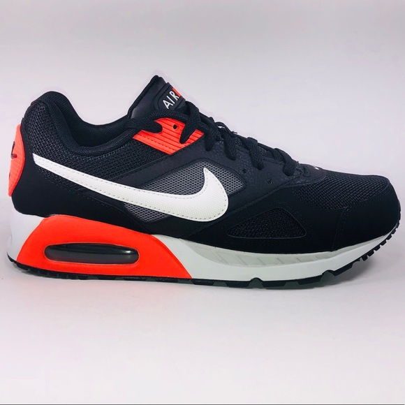 964a7330a3 Nike Shoes | Air Max Ivo Black White Orange Athletic | Poshmark